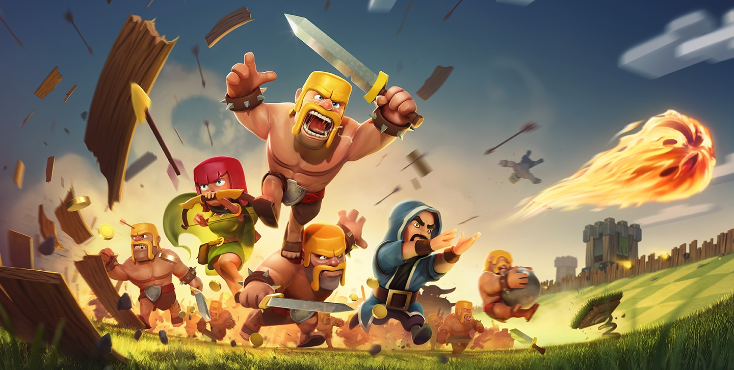 Was the Clash of Clans Super Bowl commercial about user acquisition?